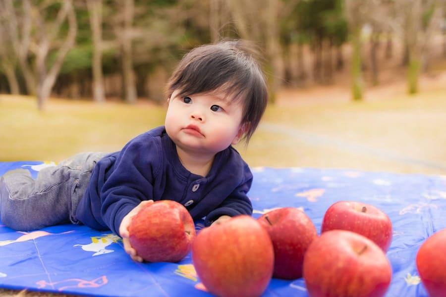 平川市産りんご